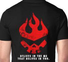 Gurren lagann - Believe in the me that believes in you. Unisex T-Shirt