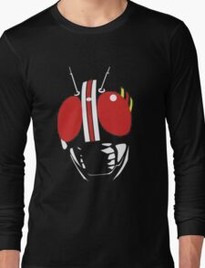 kamen rider black Long Sleeve T-Shirt