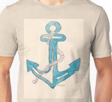 Nautical theme - Anchors away! Unisex T-Shirt