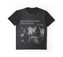 Buko Pee Graphic T-Shirt