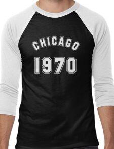 Chicago 1970 Men's Baseball ¾ T-Shirt