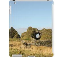 Ballintoy Harbour, Northern Ireland iPad Case/Skin
