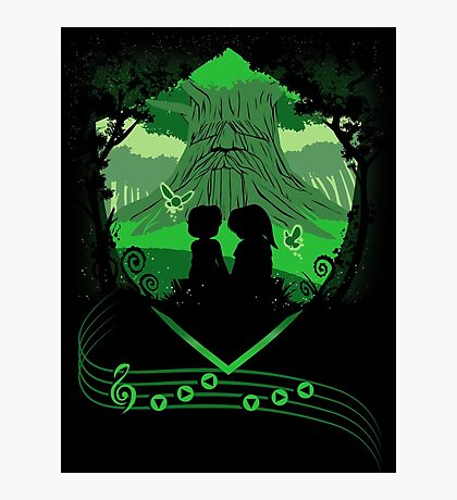 Saria's Song Photographic Print