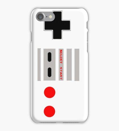 Retro Pad Nes iPhone Case/Skin