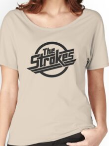 The Strokes Rock Band Women's Relaxed Fit T-Shirt