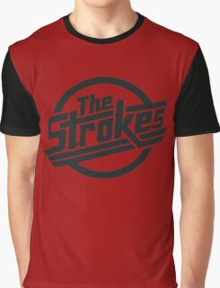 The Strokes Rock Band Graphic T-Shirt
