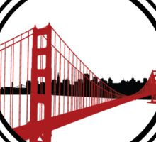 San Francisco 1776 Sticker