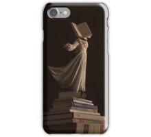 an open book iPhone Case/Skin