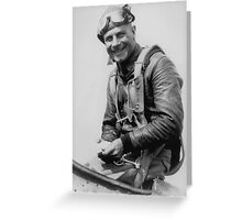 Jimmy Doolittle Greeting Card