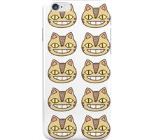 ghibli face iPhone Case/Skin