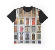 Doors of London Graphic T-Shirt