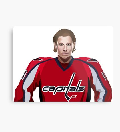Nicklas Backstrom Metal Print