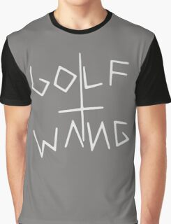 GOLF WANG Graphic T-Shirt