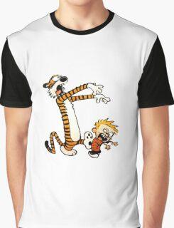 zombie calvin hobbes Graphic T-Shirt