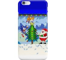 Winter Sonic iPhone Case/Skin