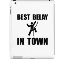 Best Belay iPad Case/Skin