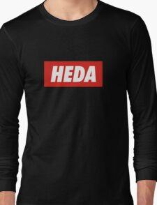 Commander Lexa Heda Merch Long Sleeve T-Shirt