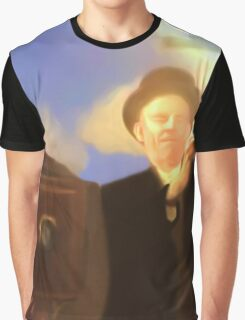 Flash Photography Graphic T-Shirt