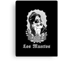Los Muertos Canvas Print