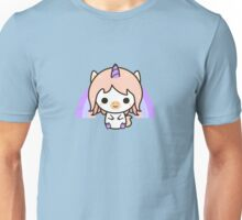 Cute pastel unicorn Unisex T-Shirt