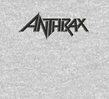 Anthrax Logo Thrash Metal T-Shirt