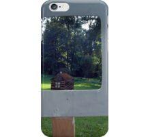 Unusual picture iPhone Case/Skin