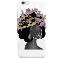 Wildflower Crown II iPhone Case/Skin