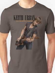 Keith Urban ; World Tour 2016 T-Shirt