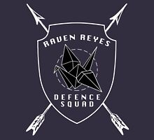 Raven Reyes Defence Squad (The 100) Unisex T-Shirt