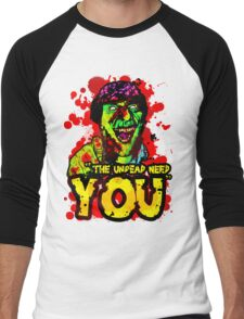 The Undead Need You! Men's Baseball ¾ T-Shirt