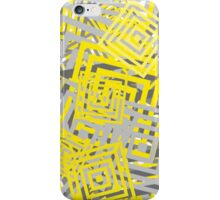 YG Abstract Geometric  iPhone Case/Skin