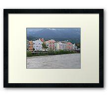 Innsbruck, Austria Framed Print