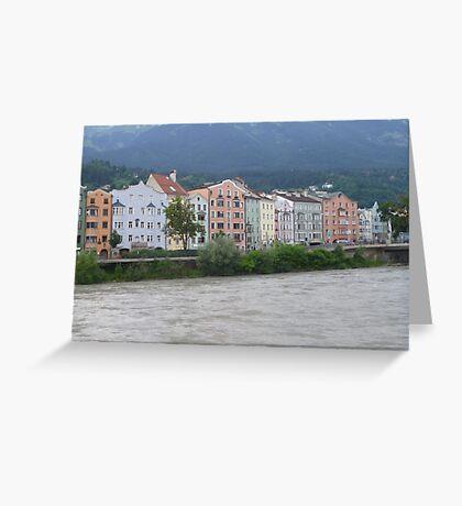 Innsbruck, Austria Greeting Card