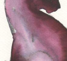 Inky Cat 3 Sticker