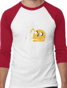 Makin' Bacon Pancakes Men's Baseball ¾ T-Shirt