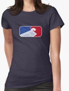 Geek Sport - National Gamers Association  Womens Fitted T-Shirt