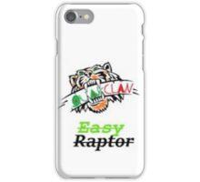 "Snap/Tough cases ""Quak Clan Easy Raptor"" iPhone Case/Skin"