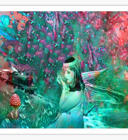 Fairy Tale Dream Sticker