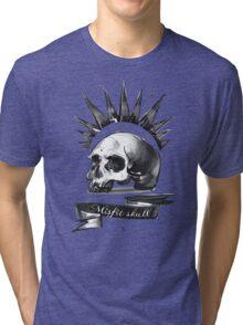Misfit Skull – Chloe Price, Pricefield Tri-blend T-Shirt