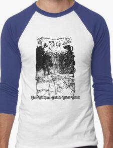 OSTIE Cobaltia Forest  Men's Baseball ¾ T-Shirt