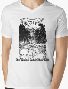 OSTIE Cobaltia Forest  Mens V-Neck T-Shirt