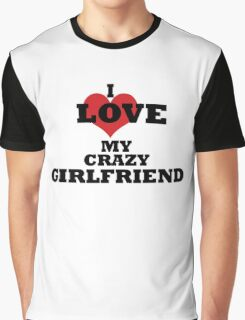 GIRLFRIEND Graphic T-Shirt