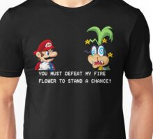 Super Street Fighter Mario Unisex T-Shirt