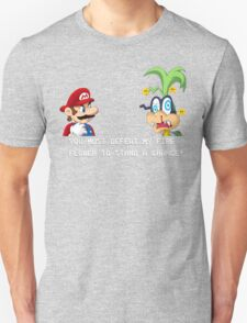 Super Street Fighter Mario T-Shirt