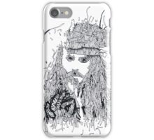 Johnny Depp (Pirates of the Caribbean) iPhone Case/Skin
