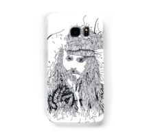 Johnny Depp (Pirates of the Caribbean) Samsung Galaxy Case/Skin