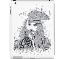 Johnny Depp (Pirates of the Caribbean) iPad Case/Skin