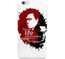 Fight Club İs Everywhere iPhone Case/Skin