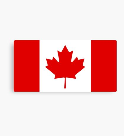 Canada Canvas Print