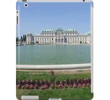 Belvedere Palace in Vienna, Austria iPad Case/Skin